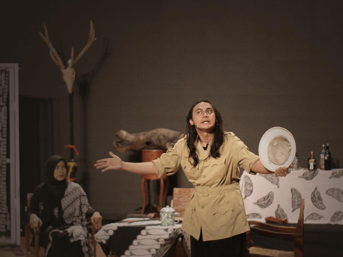 #LiveinTheatre: Teater Lingkar